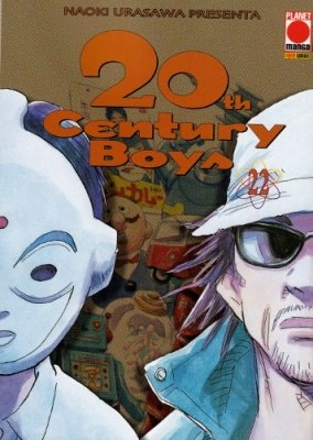 20TH CENTURY BOYS 22 SECONDA RISTAMPA