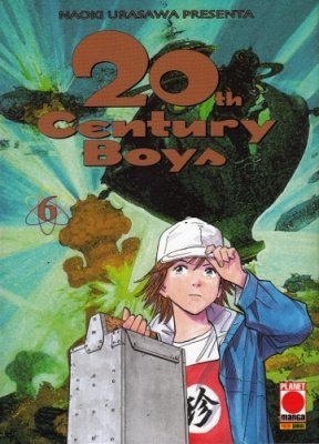 20TH CENTURY BOYS 6 QUARTA RISTAMPA