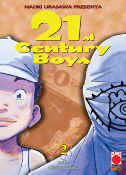 21ST CENTURY BOYS 2 TERZA RISTAMPA