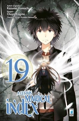 A CERTAIN MAGICAL INDEX 19