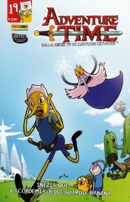 ADVENTURE TIME 19 COVER A