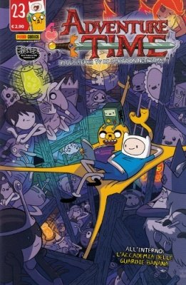 ADVENTURE TIME 23
