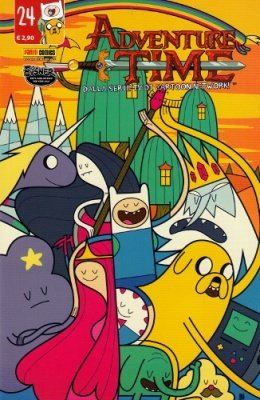 ADVENTURE TIME 24