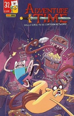 ADVENTURE TIME 32