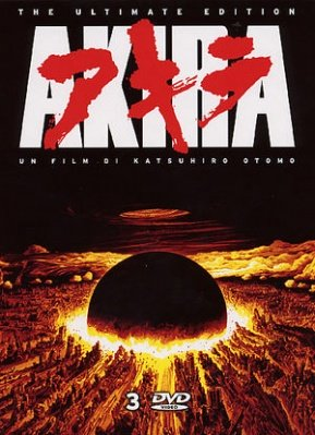 AKIRA THE ULTIMATE EDITION 3 DVD