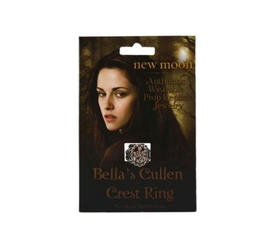 ANELLO BELLA CULLEN TWILIGHT SAGA NEW MOON