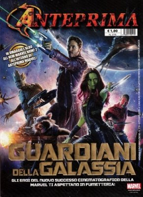 ANTEPRIMA 278 + ALBO ALL NEW MARVEL NOW! 2