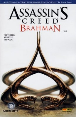 ASSASSIN'S CREED - BRAHMAN 1 - COVER B MICROSOFT