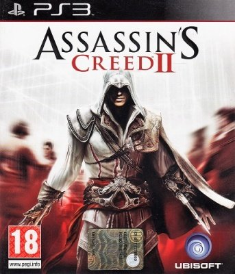 ASSASSIN'S CREED II PS3 USATO GARANTITO