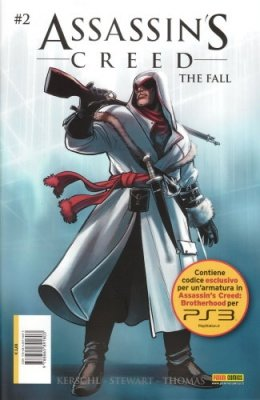 ASSASSIN'S CREED - THE FALL 2 - PLAYSTATION 3 VARIANT