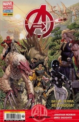 AVENGERS 21 - AVENGERS 6 MARVEL NOW!