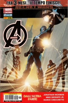 AVENGERS 42 - AVENGERS 27 ALL-NEW MARVEL NOW!