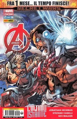AVENGERS 44 - AVENGERS 29 ALL-NEW MARVEL NOW!