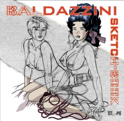 BALDAZZINI SKETCH-BOOK
