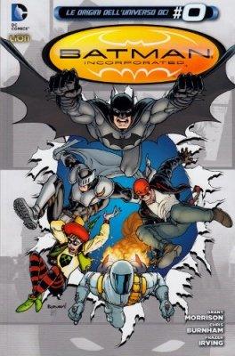 BATMAN INC. 3