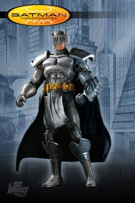 BATMAN INCORPORATED BATMAN: KNIGHT ACTION FIGURE