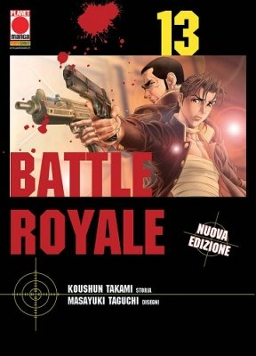 BATTLE ROYALE 13 RISTAMPA
