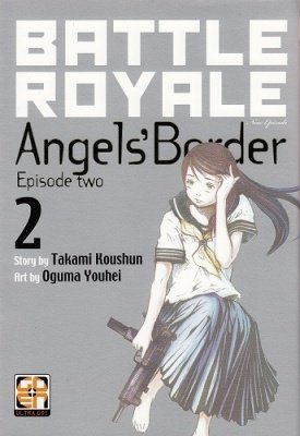 BATTLE ROYALE ANGEL'S BORDER 2 DELUXE