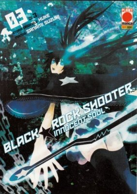 BLACK ROCK SHOOTER INNOCENT SOUL 3