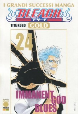 BLEACH GOLD 24