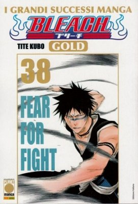 BLEACH GOLD 38