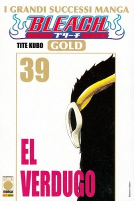 BLEACH GOLD 39