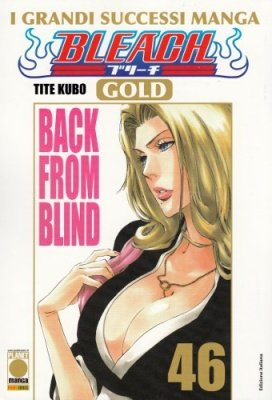 BLEACH GOLD 46