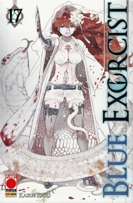 BLUE EXORCIST 17 RISTAMPA