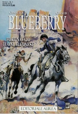 BLUEBERRY 1 - FORT NAVAJO TUONI ALL'OVEST