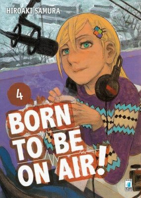 BORN TO BE ON AIR! 4