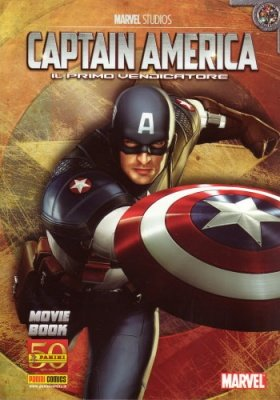 CAPITAN AMERICA MOVIE BOOK - MARVEL WORLD 3