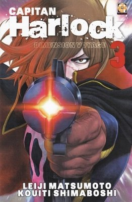 CAPITAN HARLOCK DIMENSION VOYAGE 3