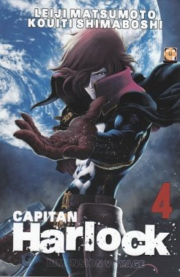 CAPITAN HARLOCK DIMENSION VOYAGE 4