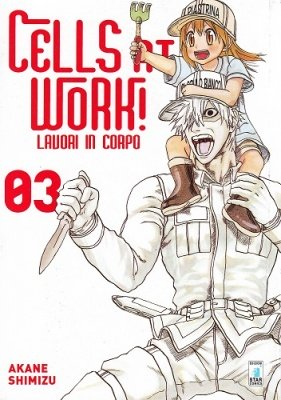 CELLS AT WORK! - LAVORI IN CORPO 3
