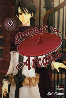 DAWN OF THE ARCANA 9