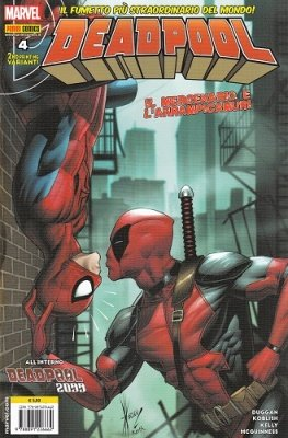 DEADPOOL 63 RISTAMPA - DEADPOOL 4