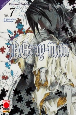 DGRAY-MAN 7 SECONDA RISTAMPA