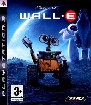 DISNEY PIXAR WALL E PS3 USATO GARANTITO