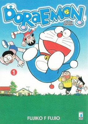 DORAEMON COLOR EDITION 1