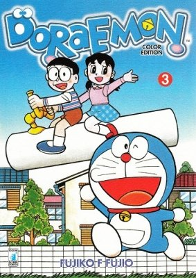 DORAEMON COLOR EDITION 3