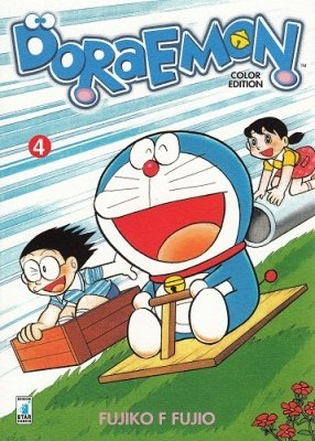 DORAEMON COLOR EDITION 4