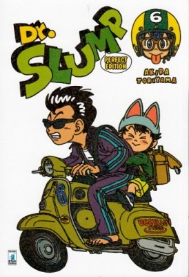 DR. SLUMP PERFECT EDITION 6