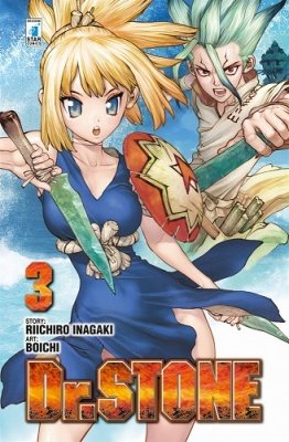 DR. STONE 3