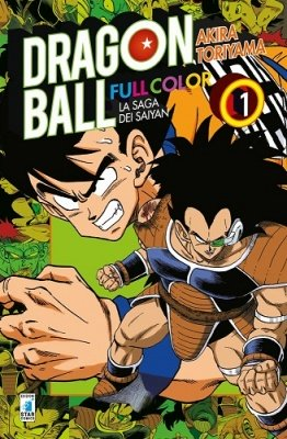 DRAGON BALL FULL COLOR 13 - LA SAGA DEI SAIYAN 1