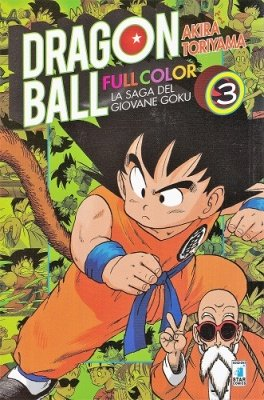 DRAGON BALL FULL COLOR 3 - LA SAGA DEL GIOVANE GOKU 3