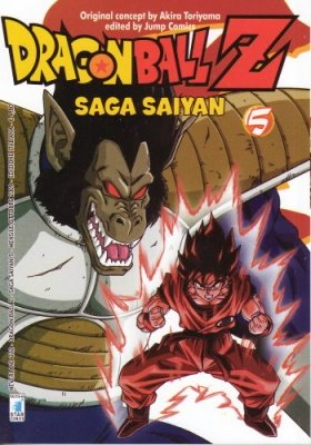 DRAGON BALL Z - SAGA SAIYAN 5