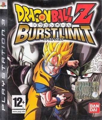 DRAGONBALL Z BURSTLIMIT PS3 USATO GARANTITO