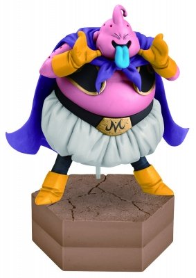 DRAGONBALL Z MAJIN-BOO DXF FIGHTING COMBINATION VOL. 2 ACTION FIGURE