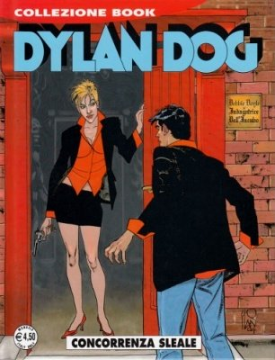 DYLAN DOG COLLEZIONE BOOK 220 - CONCORRENZA SLEALE