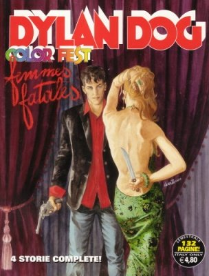 DYLAN DOG COLOR FEST 6